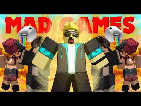 MAD GAMES | 2 NEW CODES | MEGA UPDATE!!!! | ROBLOX