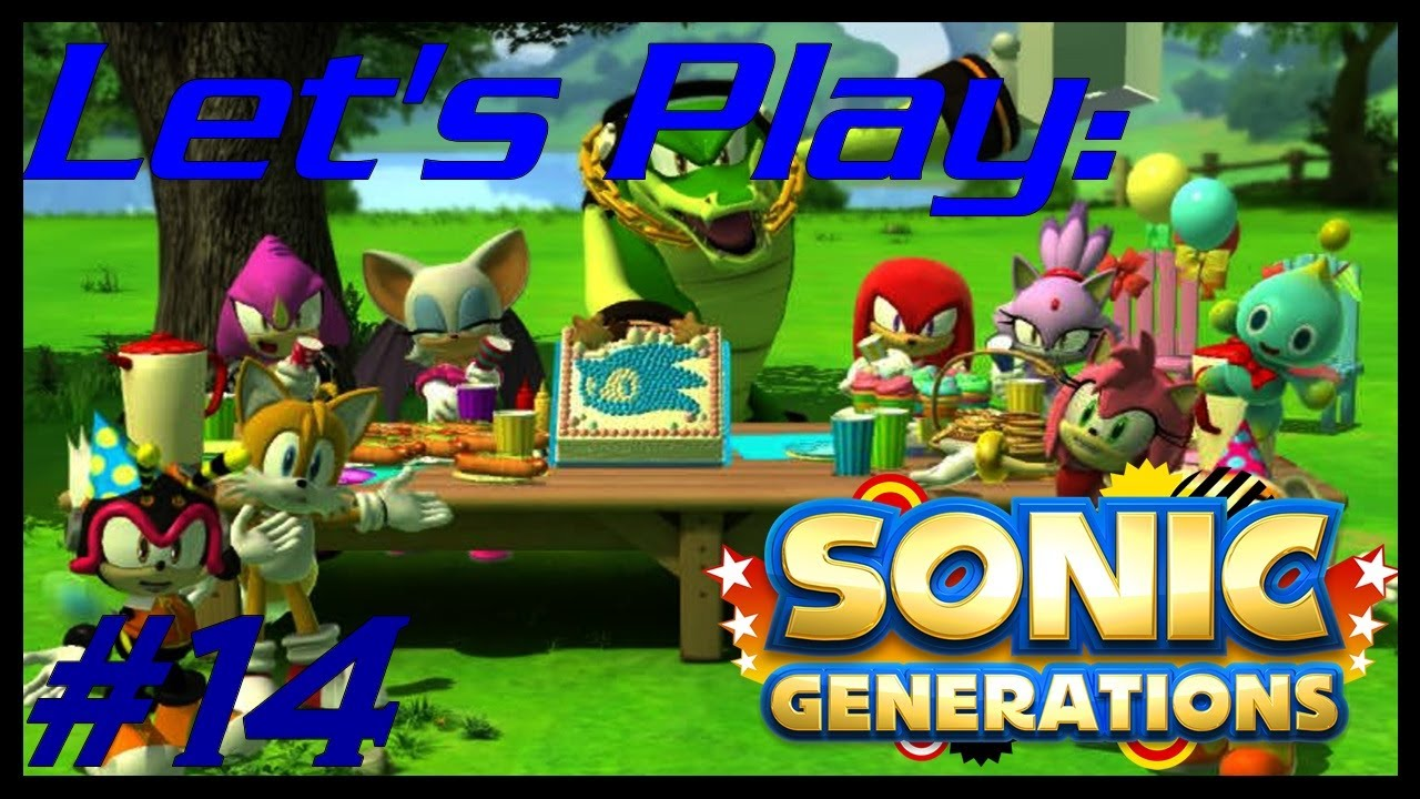 Captain Williams =/= | Sonic The Hedgehog 2 Feature (Mega ...  |Sonic Generations 2 Player Mode