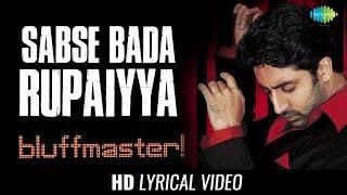 Sabsa Bada Rupaiya | Lyrical | Bluff Master | Mehmood.mp3
