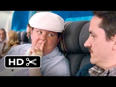 Bridesmaids #5 Movie CLIP - Air Marshal Style (2011) HD