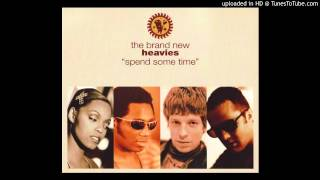 The Brand New Heavies - Spend Some Time (Malone And Mollison Piano Mix)