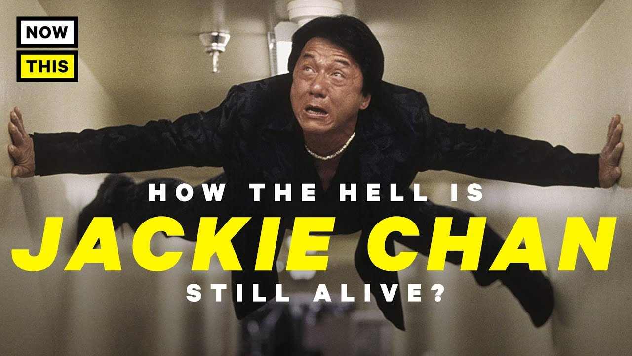 Download How the Hell is Jackie Chan Still Alive? | NowThis Nerd