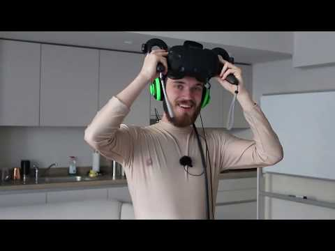 TEABAGGING IN VR - (HTC Vive - Part 01)