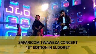 Safaricom Twaweza Concert 1st edition in Eldoret thumbnail
