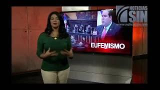 Patricia Solano: Eufemismo