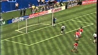 Футбол България - Германия 1994 - Второ полувреме Част 2/4