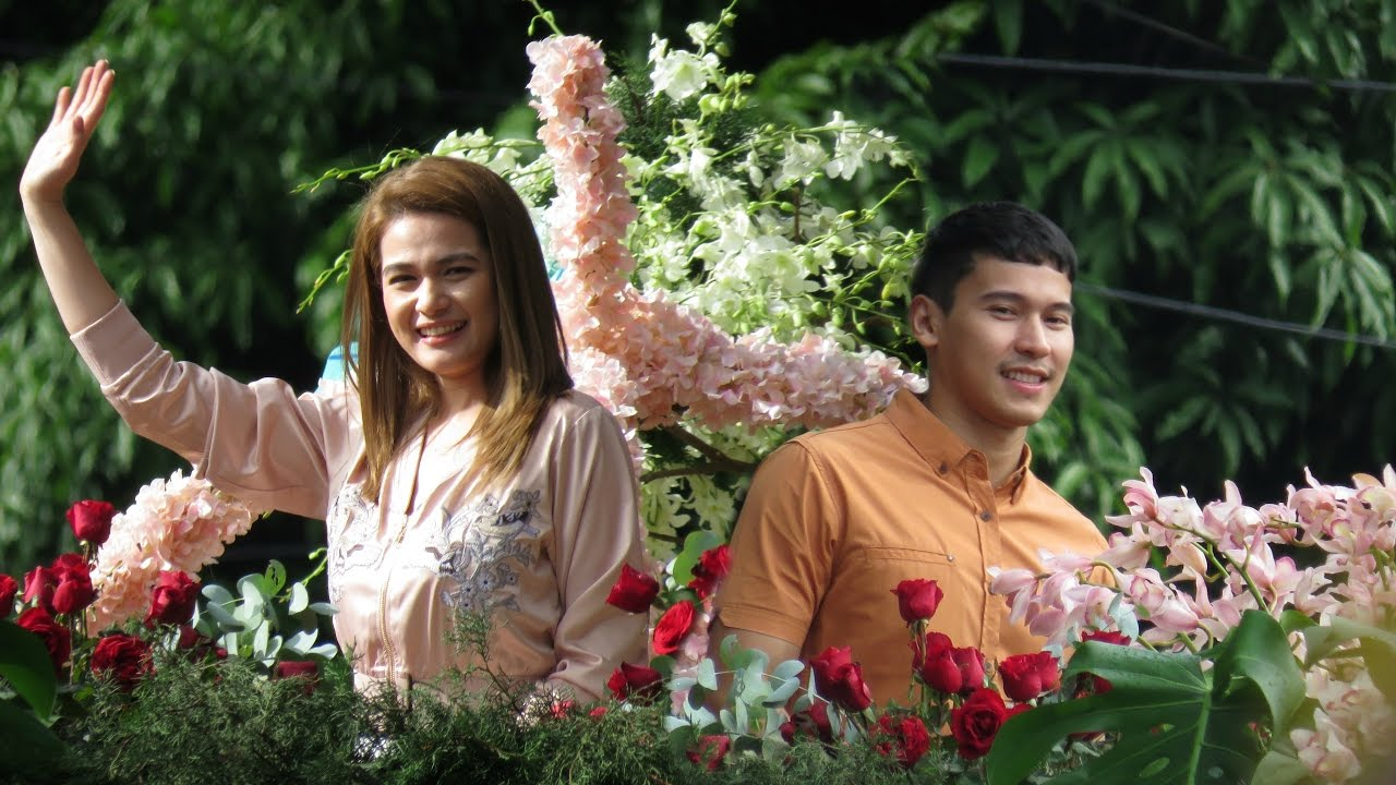 PANAGBENGA FLOAT FESTIVAL 2017: A Love to Last Stars Bea Alonzo and Enchong Dee #1