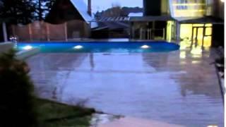 Уличный бассейн(Уличный бассейн www.sv54.su Построить уличный бассейн в сибири. Бассейн с подогревом. Теплый бассейн. Бетонный..., 2014-12-11T04:29:37.000Z)