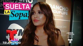 Esposa de Lupillo Rivera habla de su divorcio | Suelta La Sopa | Entretenimiento