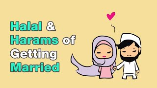 Is Dating Halal? The Halal and Harams of Getting Married