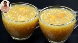 3 ஸ்பூன் கோதுமைமாவு வெல்லம் இருந்தா இதுபோல பாயாசம் செஞ்சி பாருங்க | Sweet Recipes in Tamil