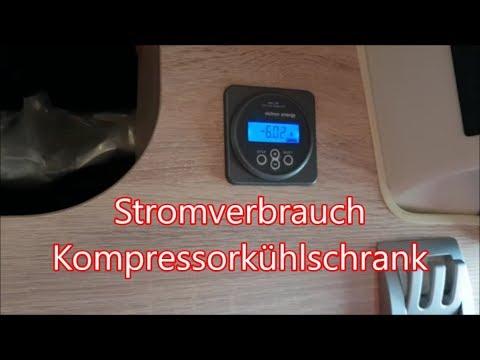 Auto Kühlschrank Verbrauch : Clever runner 636 #21 stromverbrauch kühlschrank thetford t1090