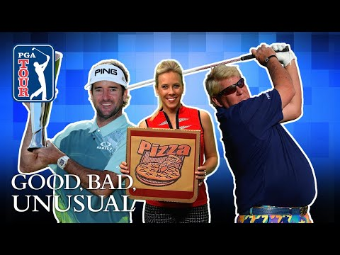 Bubba's block, Daly's baller ace & Mark Wahlberg's curious course habit