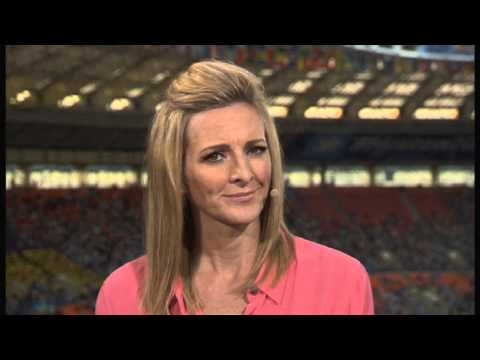 Perfect Introduction from Gabby Logan