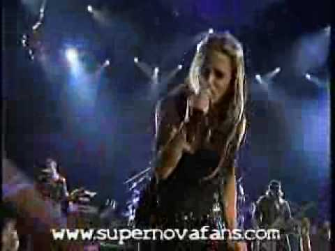 Jill Gioia - Alone (Heart) Rockstar Supernova