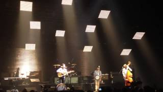 Roll Away Your Stone - Mumford and Sons - Edmonton 2013 - Rexall Place