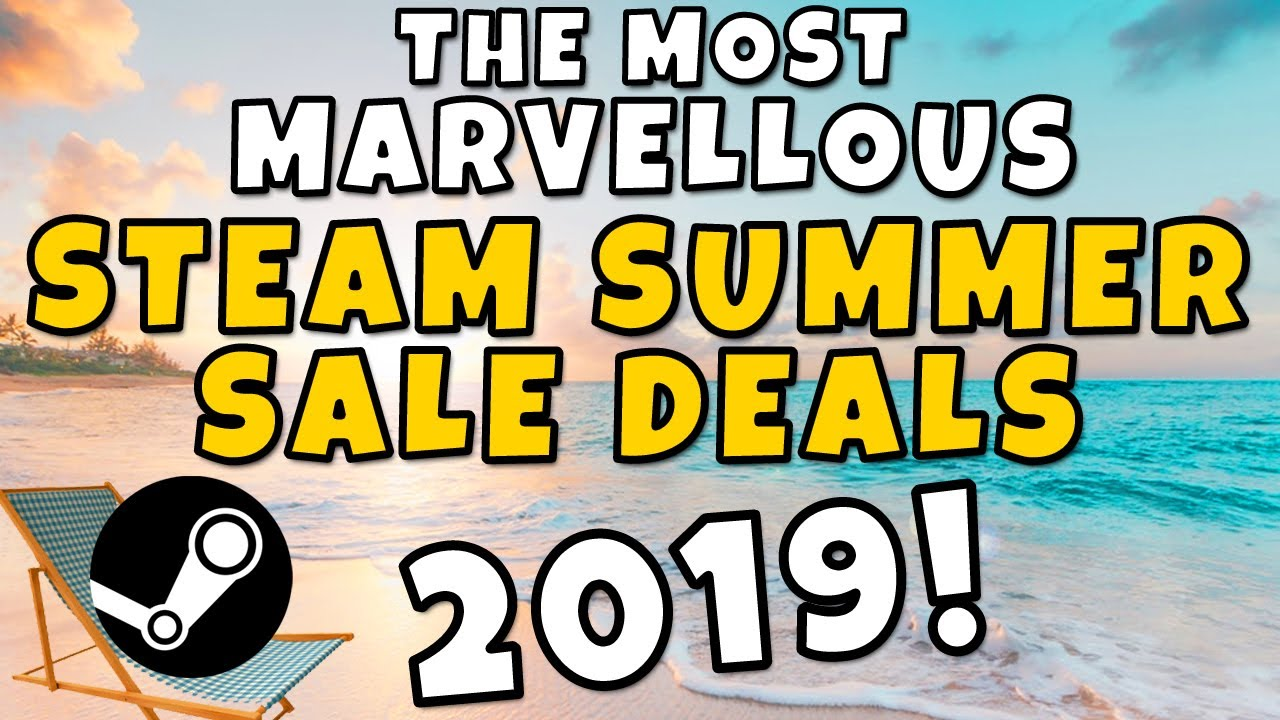 The Steam Summer Sale 2020 is now underway