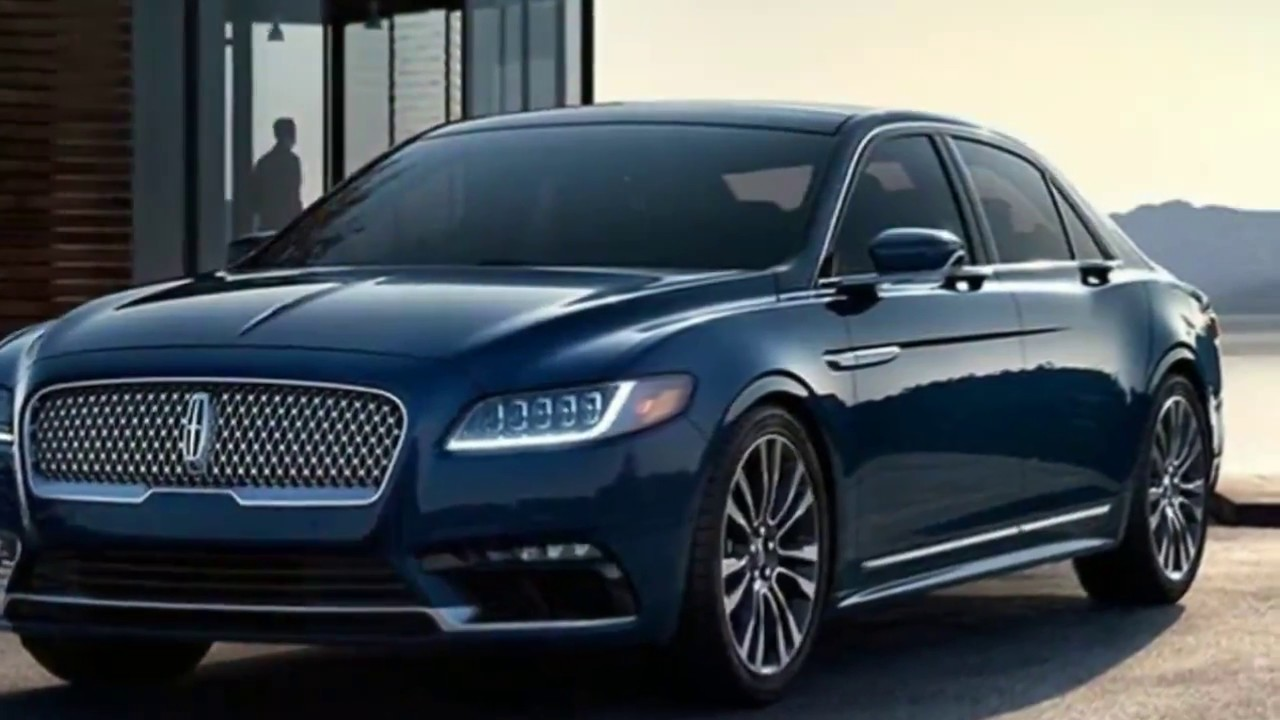 2018 Lincoln Town Car Price Interior Release Date And Design