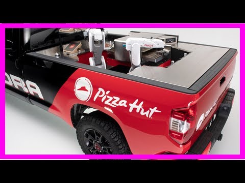 Wendy - Yes There Is A Truck That Makes Pizza