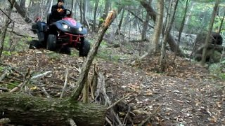 Off-roading with a Raven MPV 7100 and short review