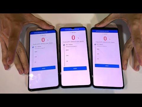 Realme X2 PRO vs Mi9T PRO vs OnePlus 7T - La COMPARATIVA