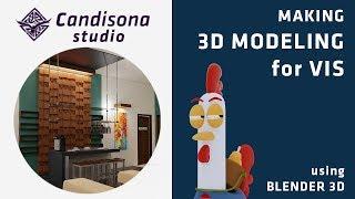 CandisonaStudio | Making Interior Design | Eyes Clinic