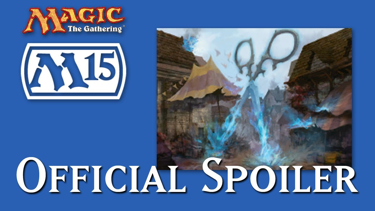Exclusive M15 Spoiler Card Youtube
