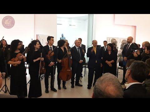 I Solisti veneti con l'Ensemble degli allievi di archi del Conservatorio di Reggio Calabria (2017)