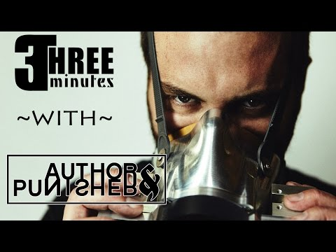 AUTHOR & PUNISHER: Three Minutes with Tristan Shone
