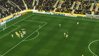 BSC Young Boys Bern - FC Schaffhausen - 40 Minuten