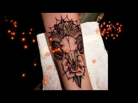 ec24be961 #The Most Extraordinary Aries Tattoos to Compliment Your Body For Men & Women  Whatsapp Video #3