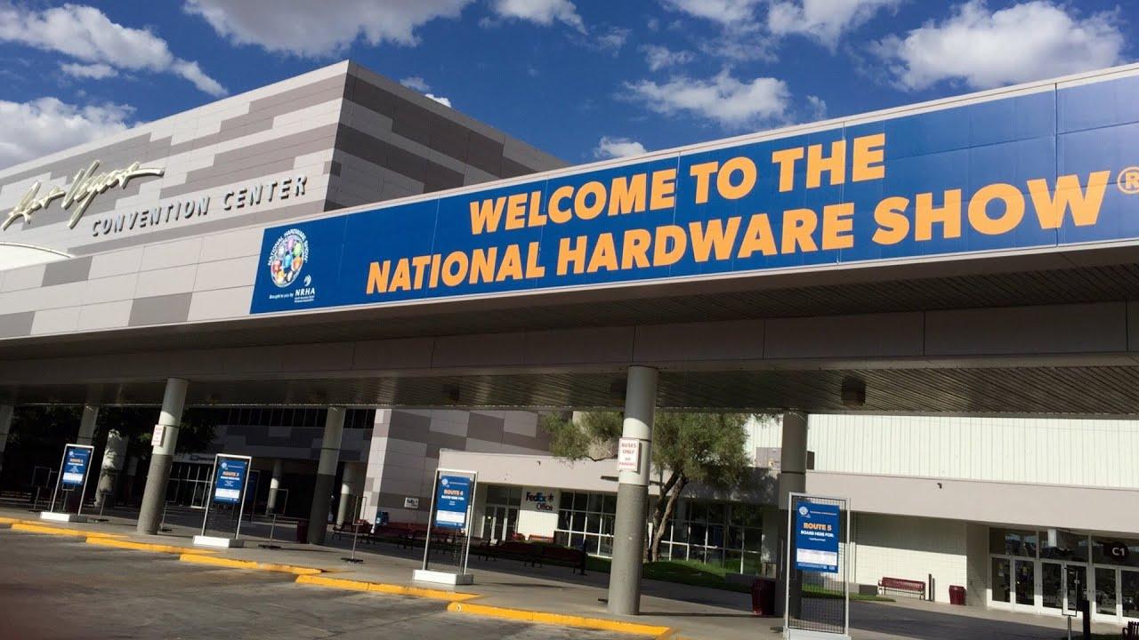 News Teaser National Hardware Show Las Vegas 2016