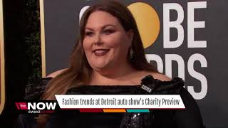 Fashion trends at Detroit auto show's Charity Preview