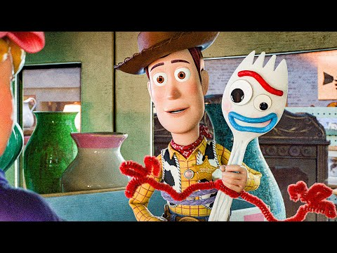 TOY STORY 4 All Movie Clips (2019)