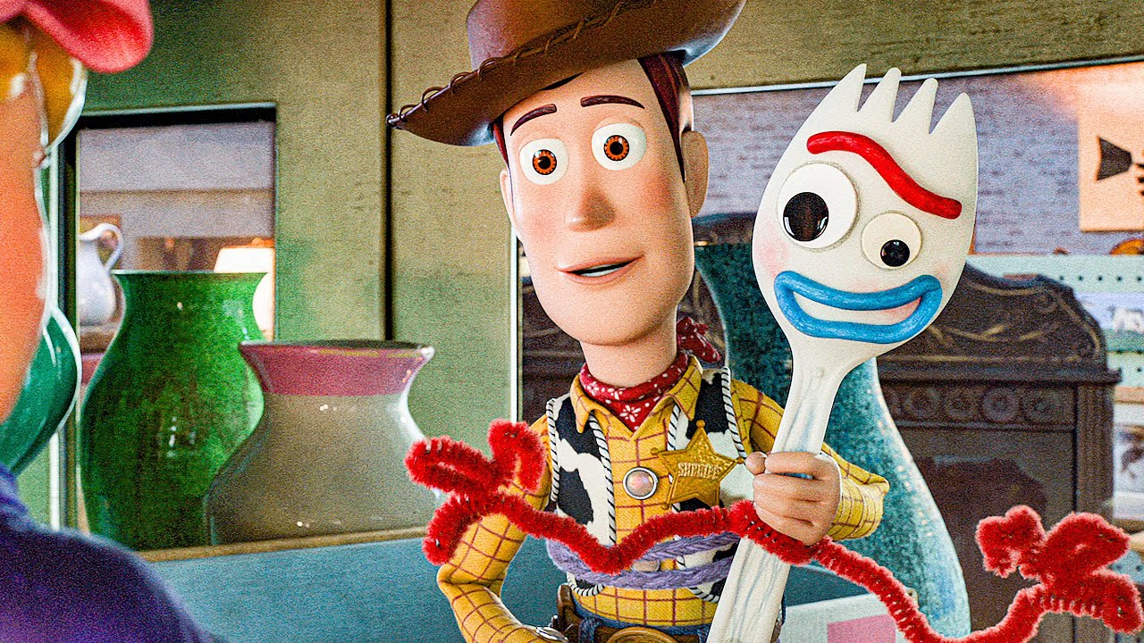 Download TOY STORY 4 All Movie Clips (2019)