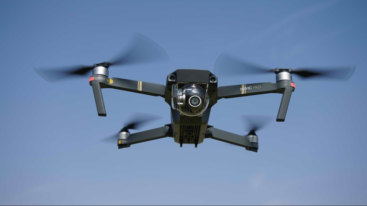 DJI Mavic Pro: Features, Reviews, Specifications, Competitors