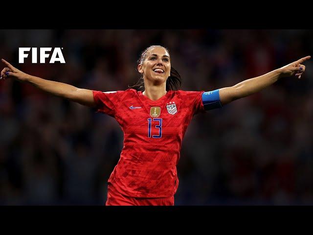 Alex Morgan | FIFA Women's World Cup Goals