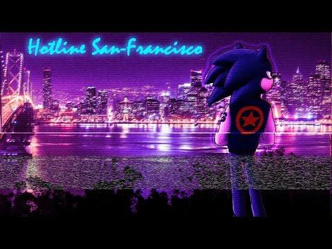 Sonic The Hedgehog 90s RETROWAVE MIX