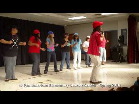 PanAm 2010 Spring Concert - Teachers