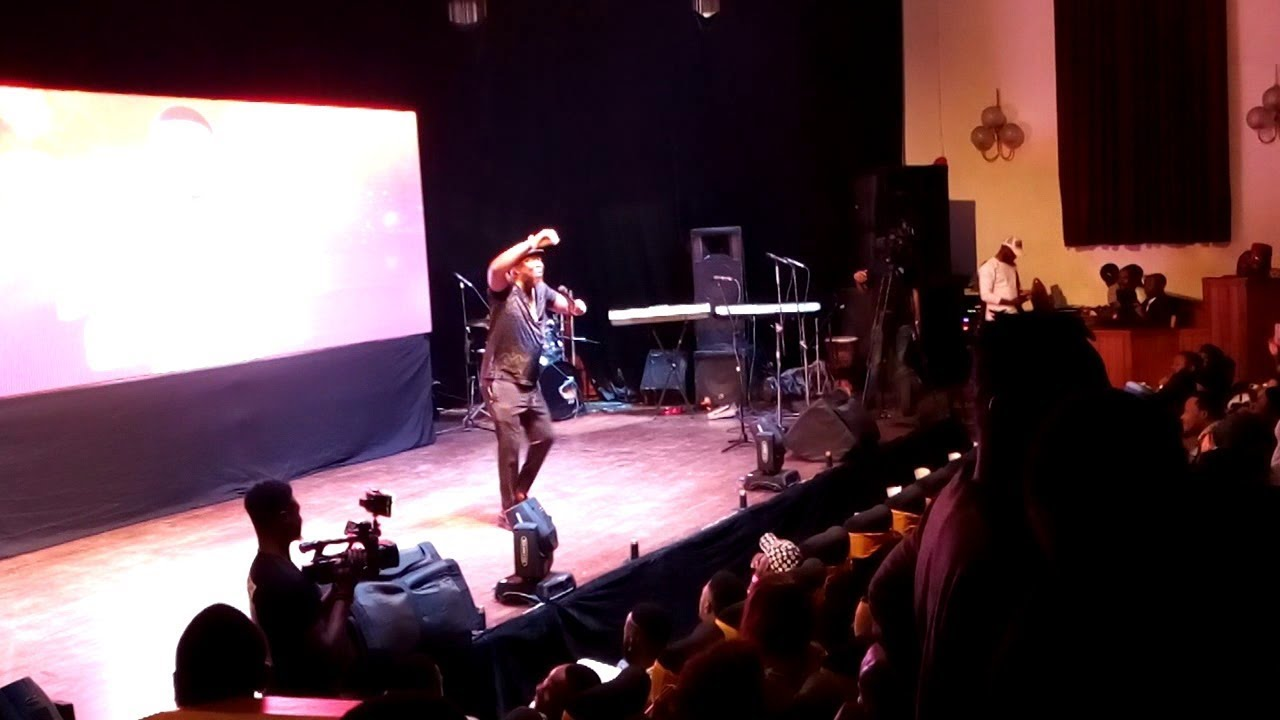 Download PRINCEWILL ON STAGE (S1) Part 3    Latest Nigerian Comedy