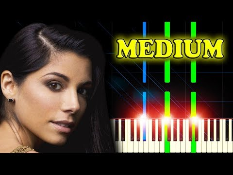CHRISTINA PERRI - A THOUSAND YEARS - Piano Tutorial