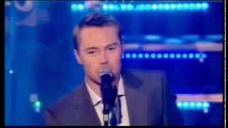 Ronan Keating - When You Say Nothing At All [Live] All Time Greatest Movie Songs 25-03-2006 [HQ]