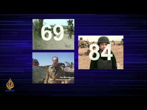 Reporting the Afghan War - The Listening Post (Full)