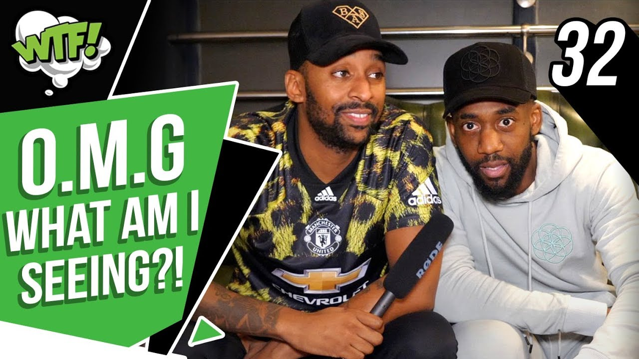 'O.M.G - WHAT AM I SEEING!? | EP 32 | WHAT THE FOOTBALL