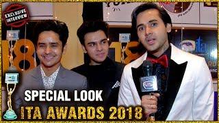 Baixar Yeh Un Dinon Ki Baat Hai Actor Randeep Rai Talks About His SPECIAL LOOK At ITA Awards 2018 |