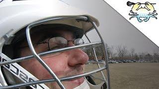 Greg Plays Goalie - The Full Story