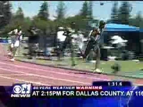2007 NCAA 4x400m Track Championships