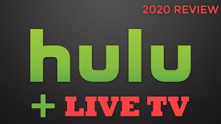 HULU + LIVE TV 2020 REVIEW | THEY HAVE MADE IMPROVEMENTS? ARE THEY NOW THE BEST STREAMING SERVICE?