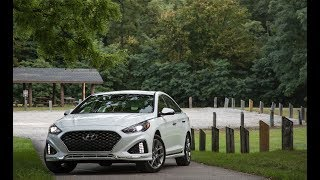 Hyundai Sonata 2018  Car Review