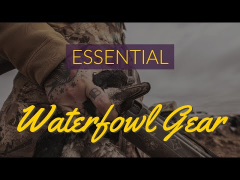 Top 10 Duck Hunting Gear - Cadillac Creek Outfitters Waterfowl Gear